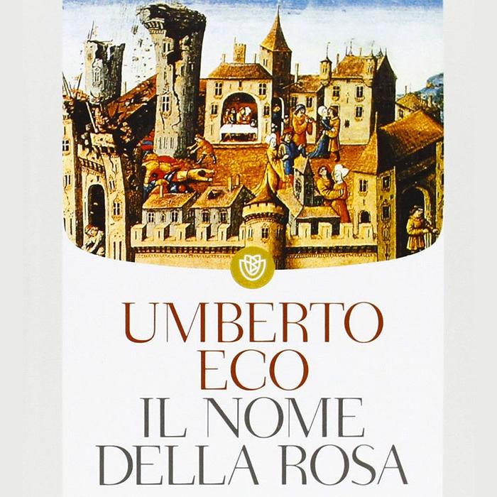 """Leonardo Pazzagli in """"Il nome della rosa"""""""