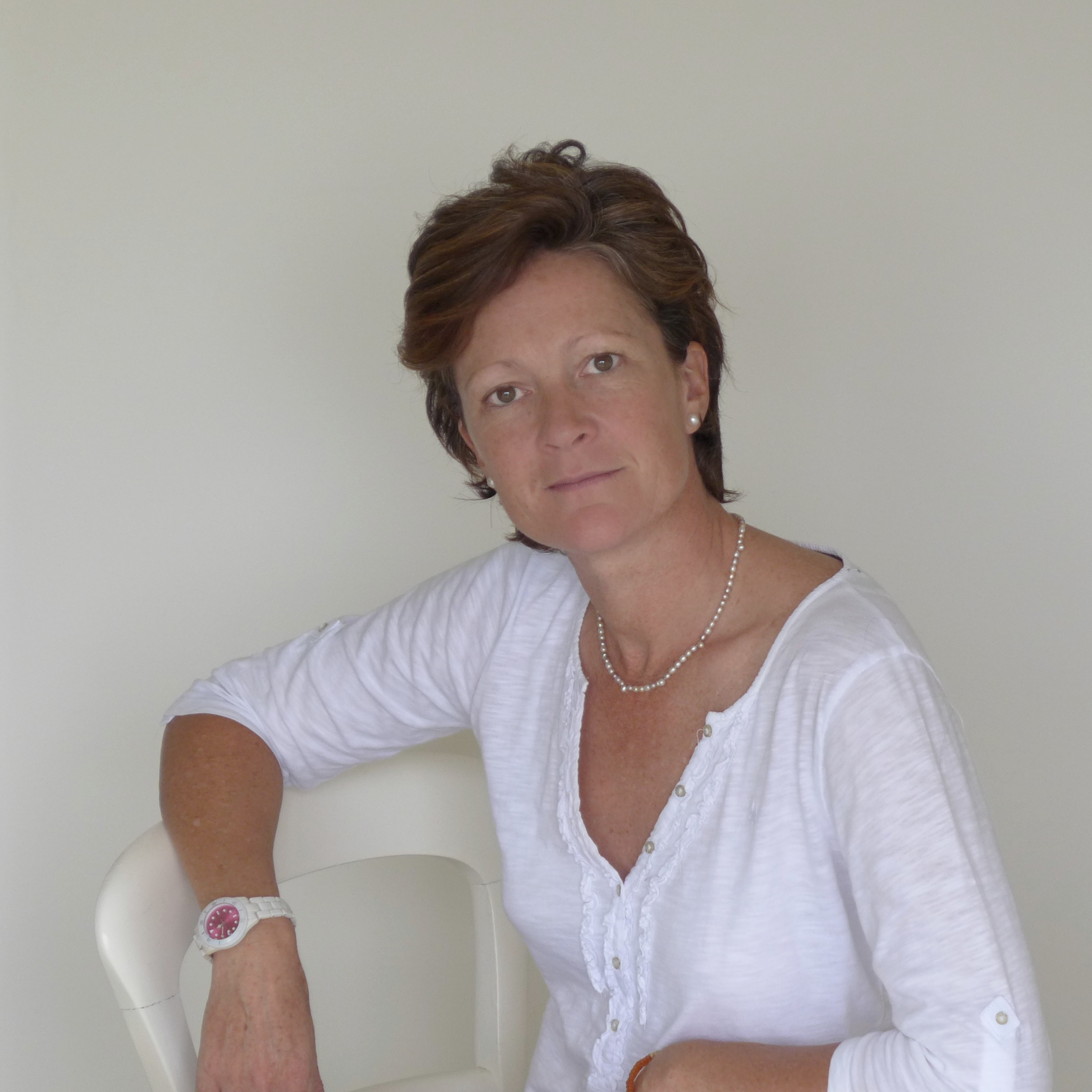 Sally Fisher, Ah-Ha Moment's Founder