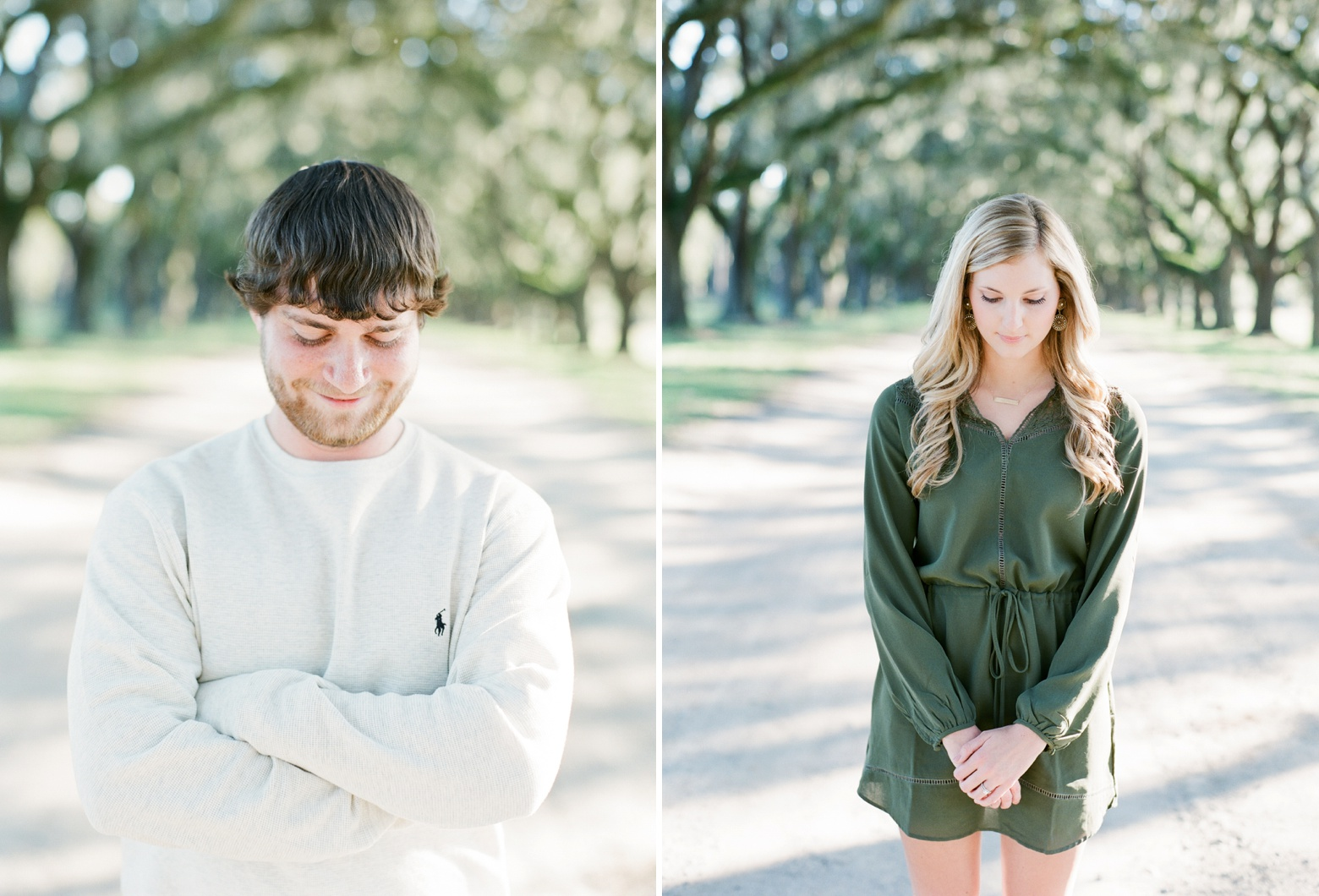 Wormsloe Savannah Georgia Engagement by The Happy Bloom Fine Art Photography_0039.jpg