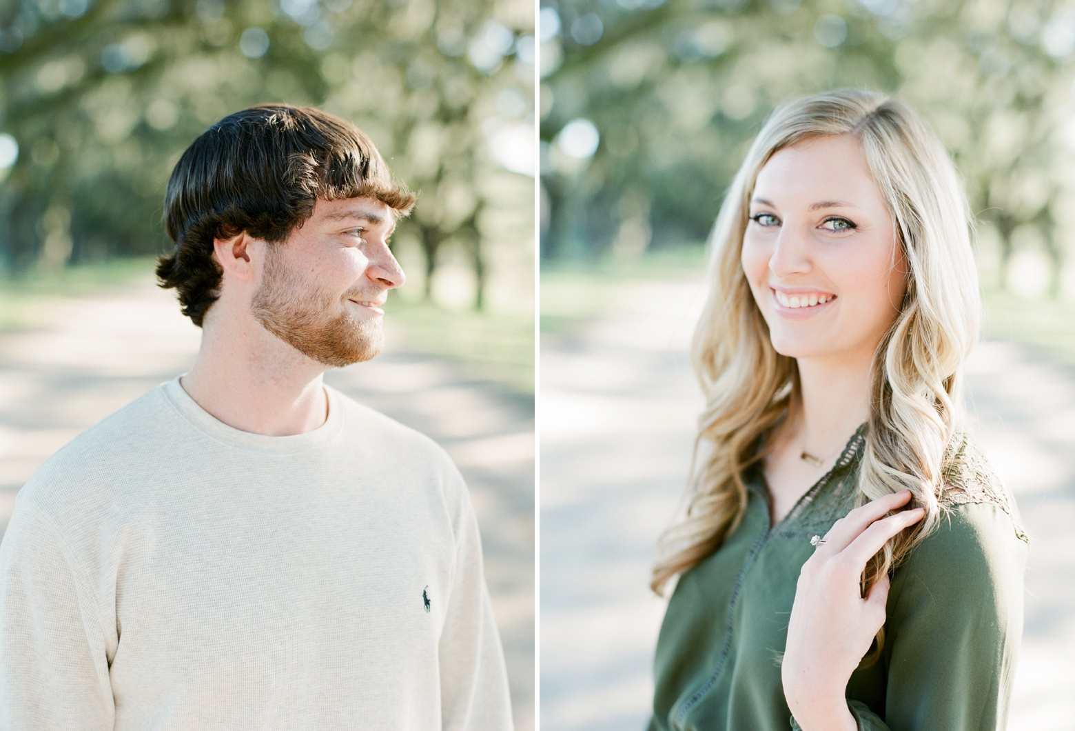 Wormsloe Savannah Georgia Engagement by The Happy Bloom Fine Art Photography_0044.jpg