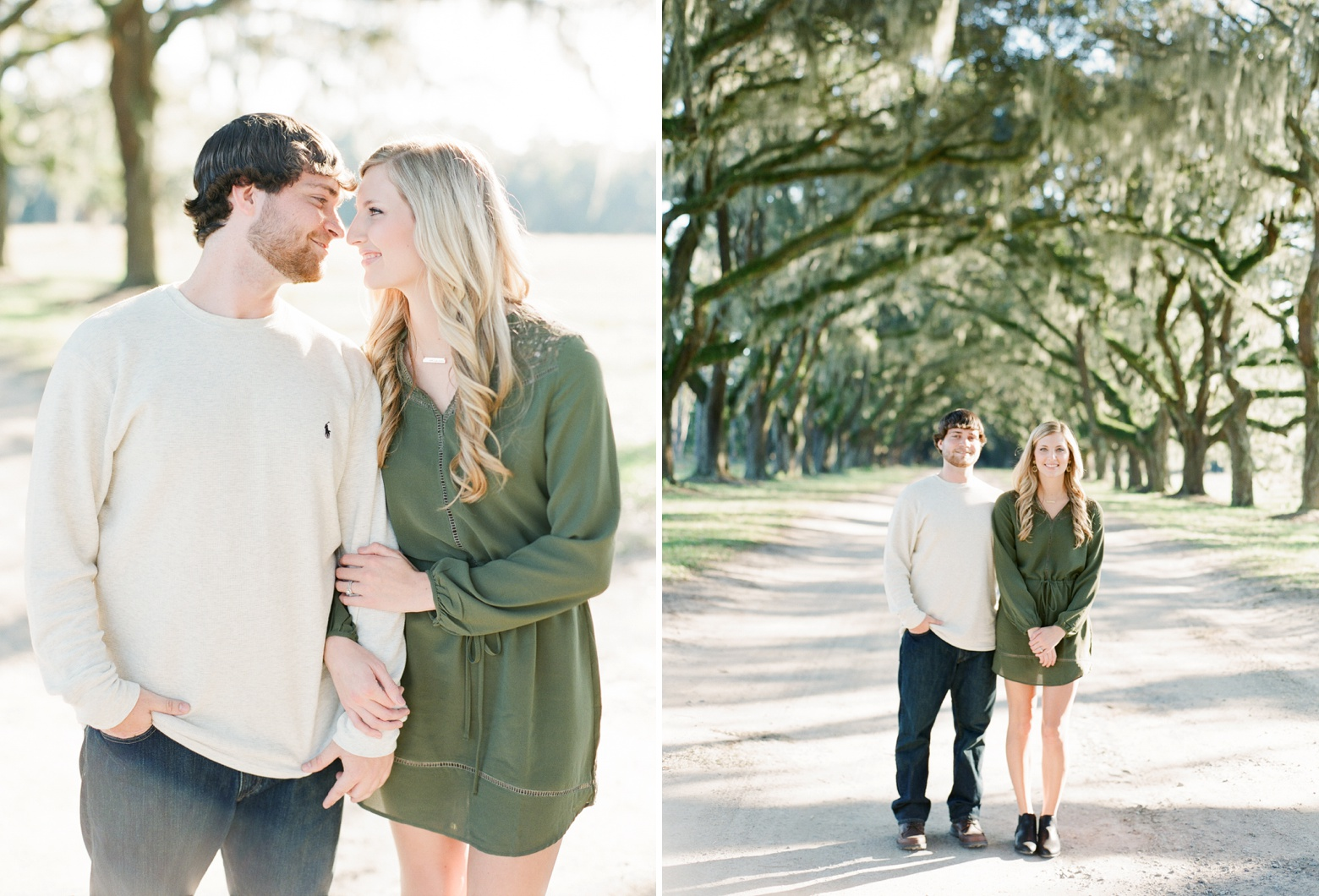 Wormsloe Savannah Georgia Engagement by The Happy Bloom Fine Art Photography_0046.jpg