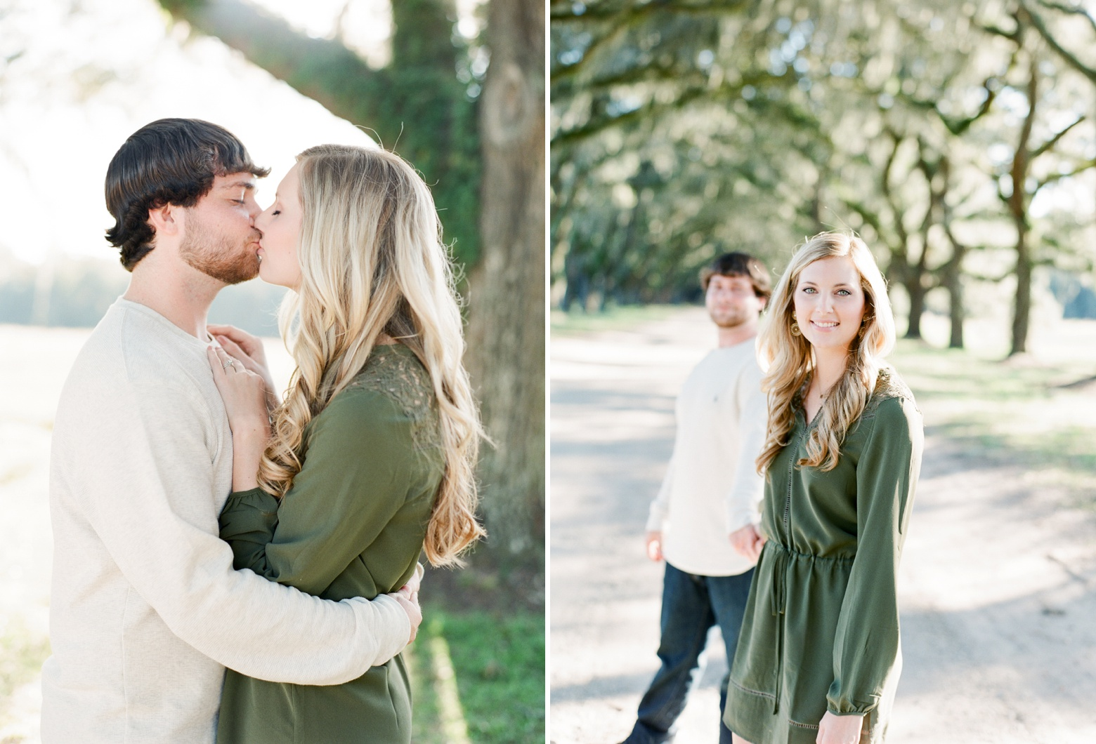 Wormsloe Savannah Georgia Engagement by The Happy Bloom Fine Art Photography_0049.jpg