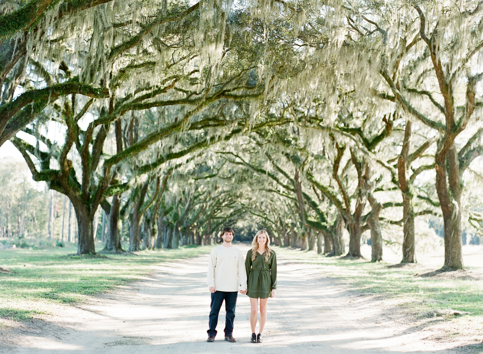 Wormsloe Savannah Georgia Engagement by The Happy Bloom Fine Art Photography_0052.jpg