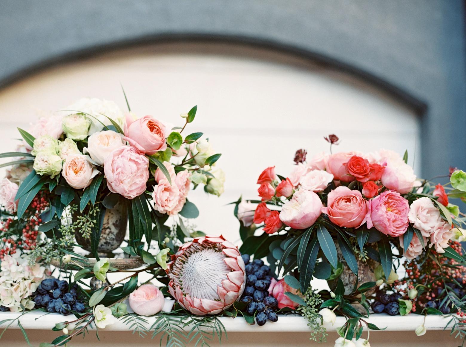 Blush and Grey Wedding by The Happy Bloom_0038.jpg