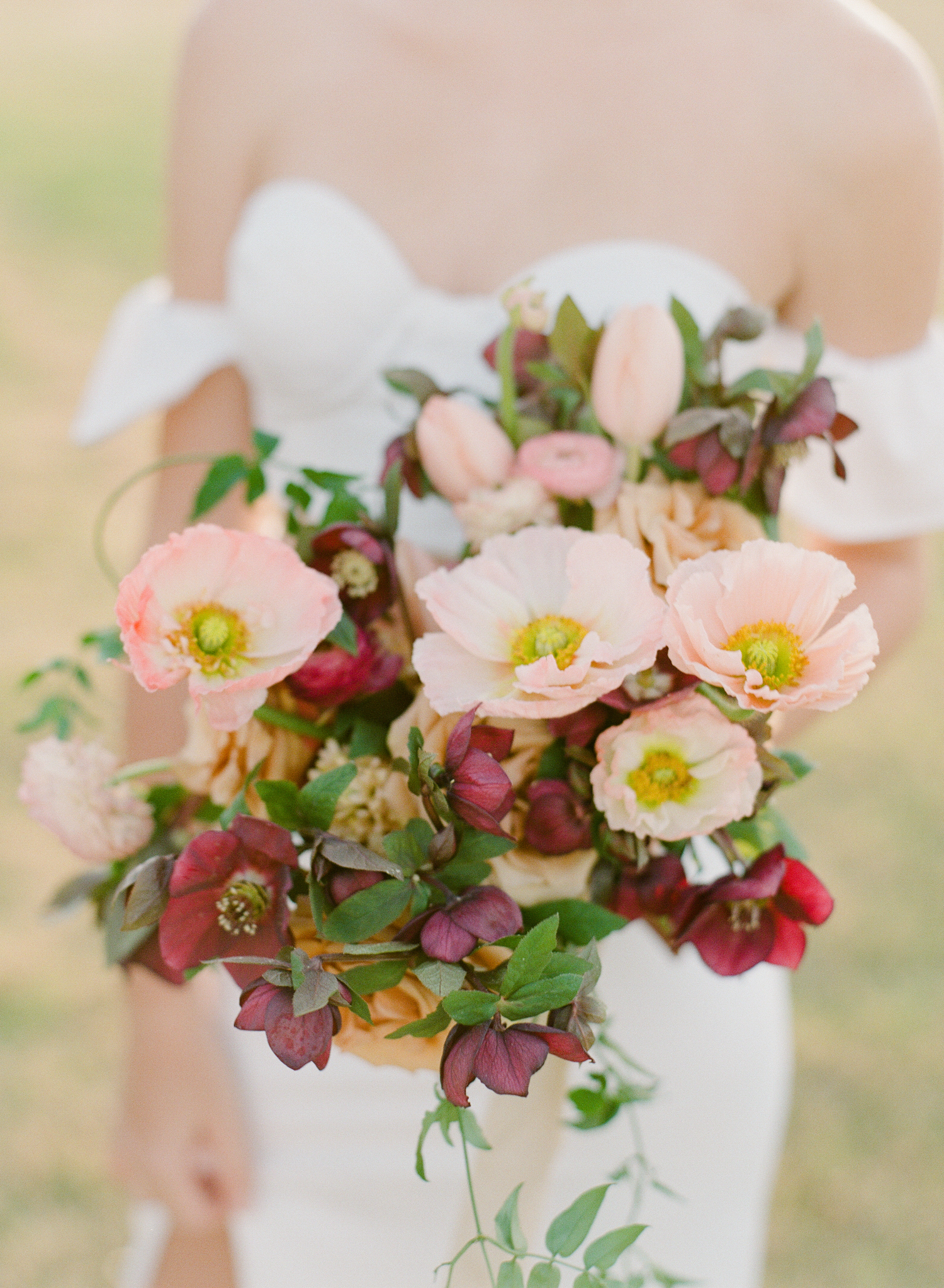 Bouquet by  bows and arrows