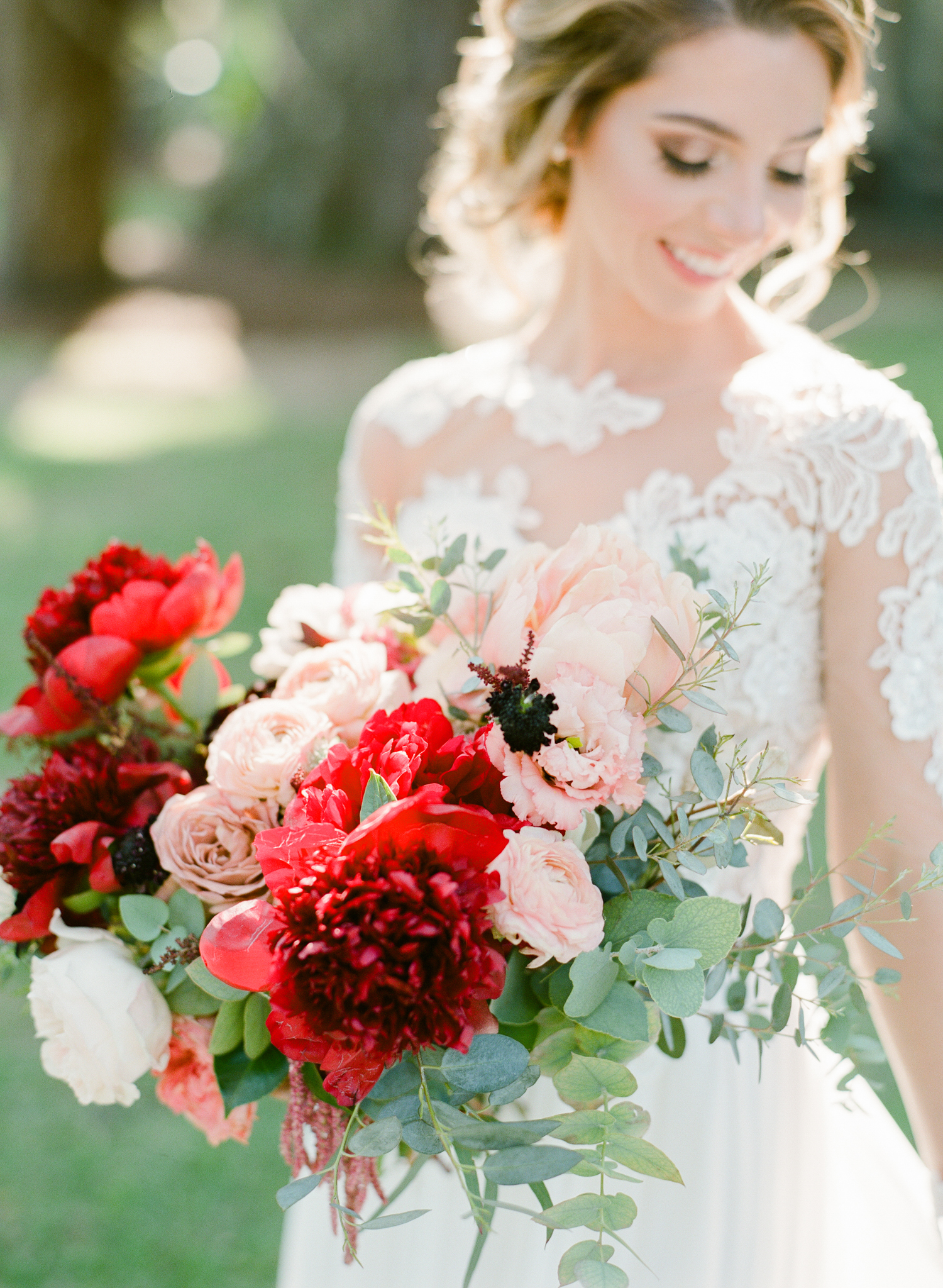 Bouquet by  colonial house of flowers