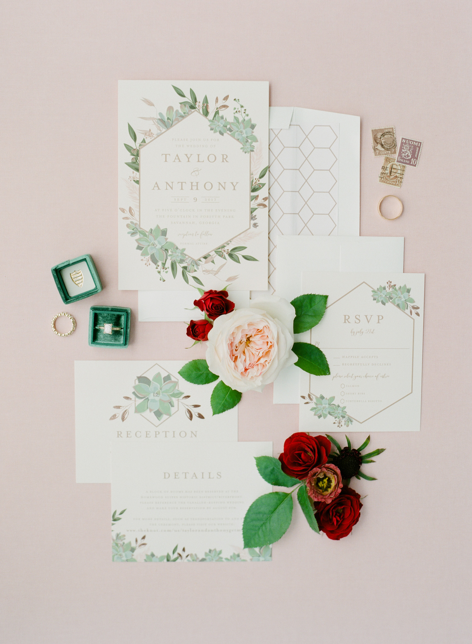 Invitation Suite by  Minted