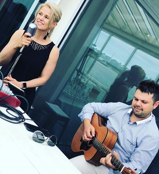 What a night celebrating Danny & Marcie's @themarciediaries wedding last night at the fabulous @thepiergeelong. We had our acoustic duo perform at the ceremony and then the full band at the reception. More pictures and videos to come. . . . . . . . . . . #onceaconnortime #geelongwedding #thepiergeelong #geelongbride #geelongweddingband #geetroit #geelongweddings #bayviews #oceanwedding #pooltableminigolfanddaytona #melbournecoverband #melbournepartyband #melbournecorporateband #corporatebandmelbourne #coverbandmelbourne #melbourneband #weddingbandmelbourne #melbourneweddingband #acousticduomelbourne #acousticduo #livebandmelbourne #weddinggig #weddinggigs
