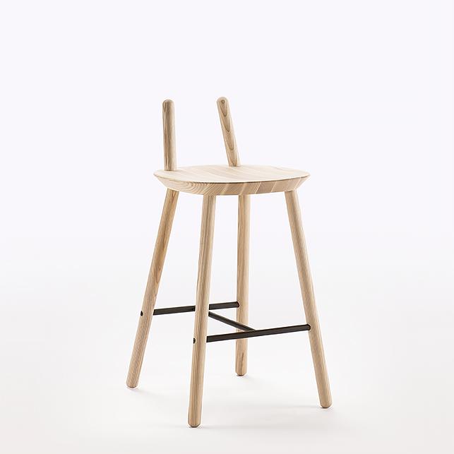 Naïve Semi Bar Chair   etc.etc.