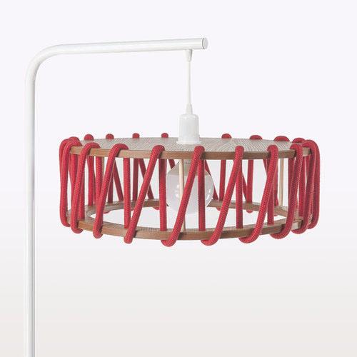 Macaron floor lamp   Silivia Ceñal