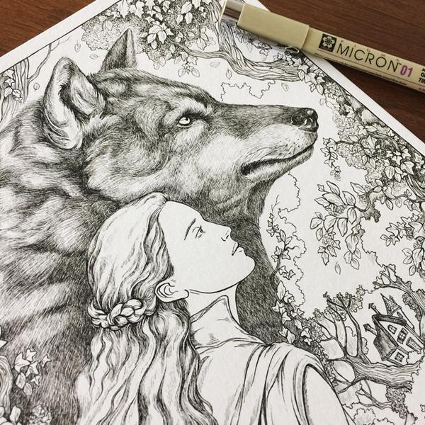 Red_Riding_Hood_Grimm_Fairy_Tales_Eeva_Nikunen4.jpg