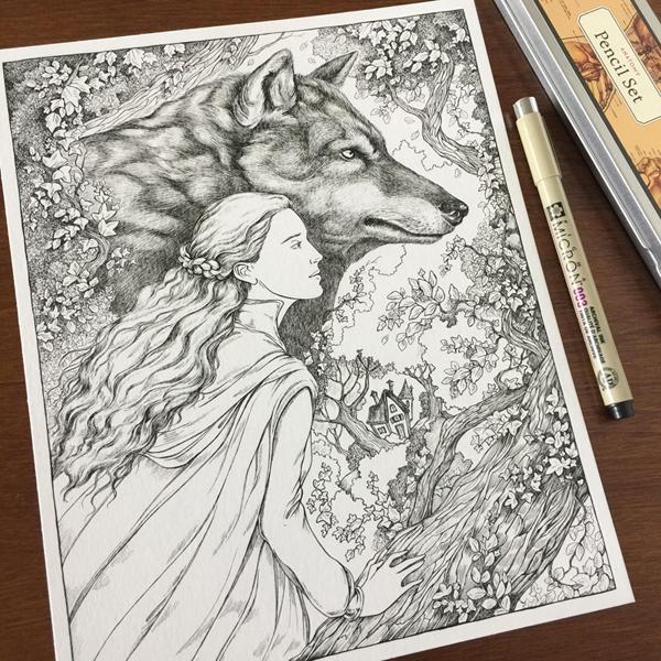 Red_Riding_Hood_Grimm_Fairy_Tales_Eeva_Nikunen5.jpg