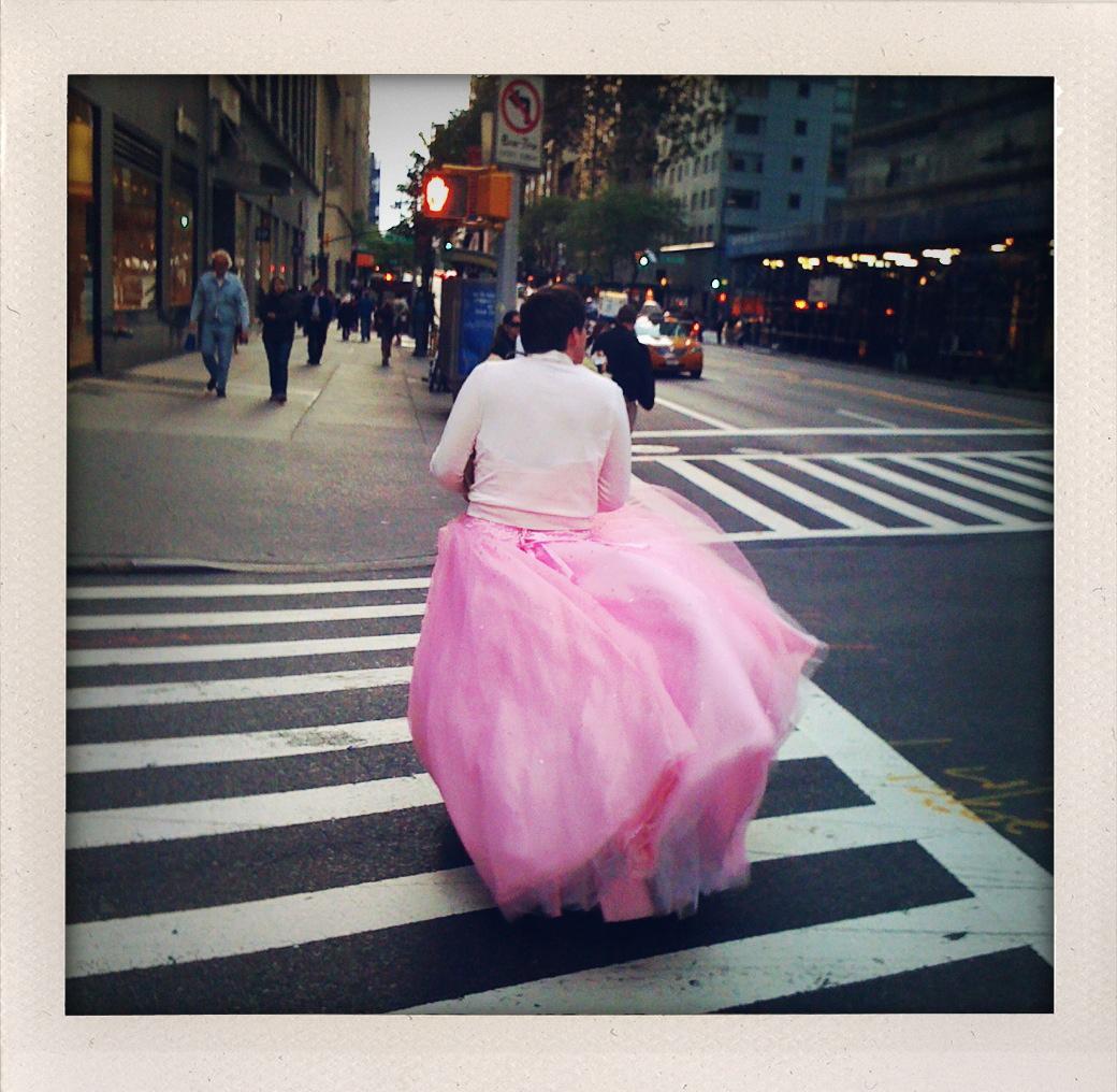 Pink permission.