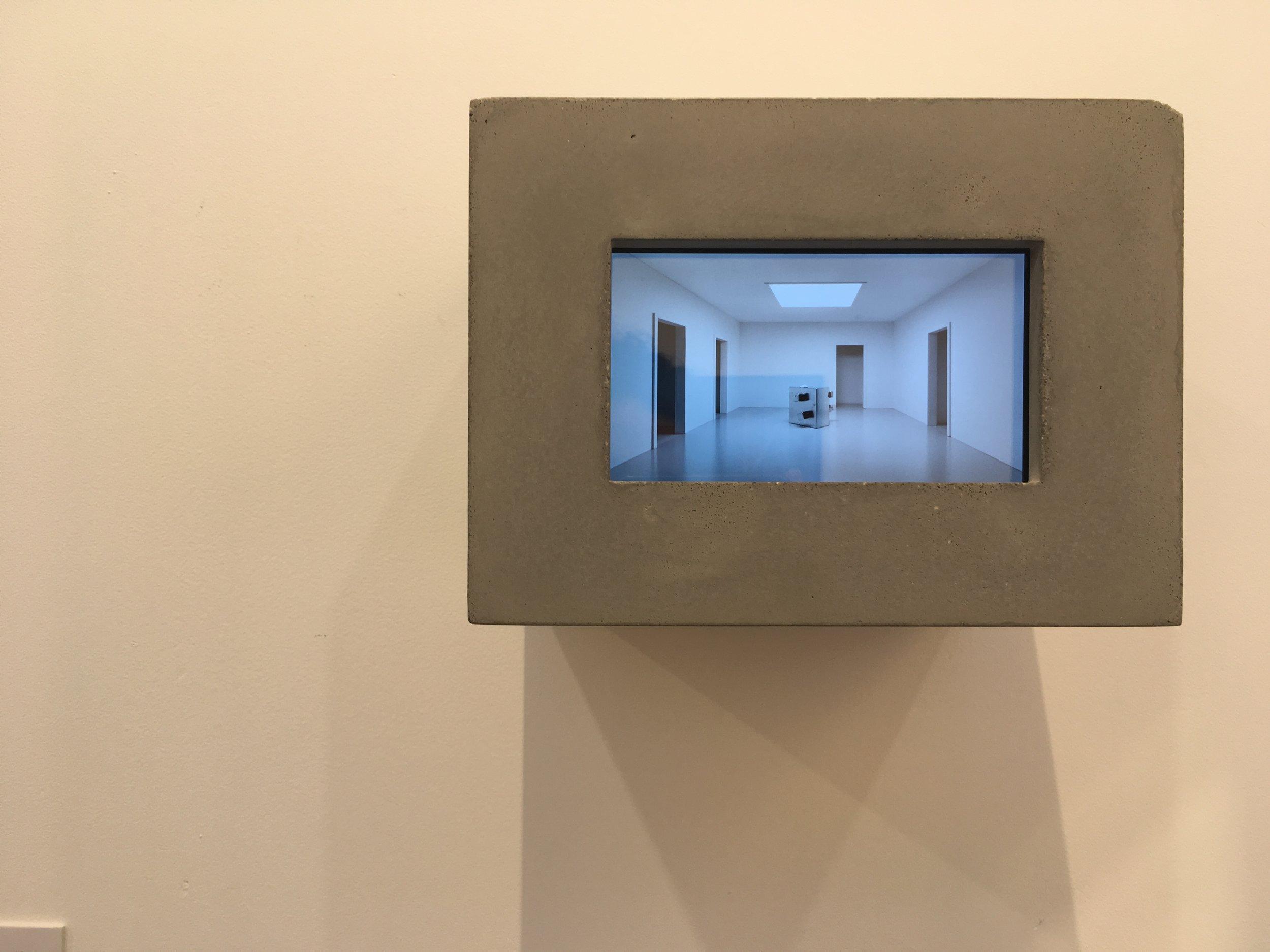 Bernd Oppl / Galerie Krinzinger, Vienna
