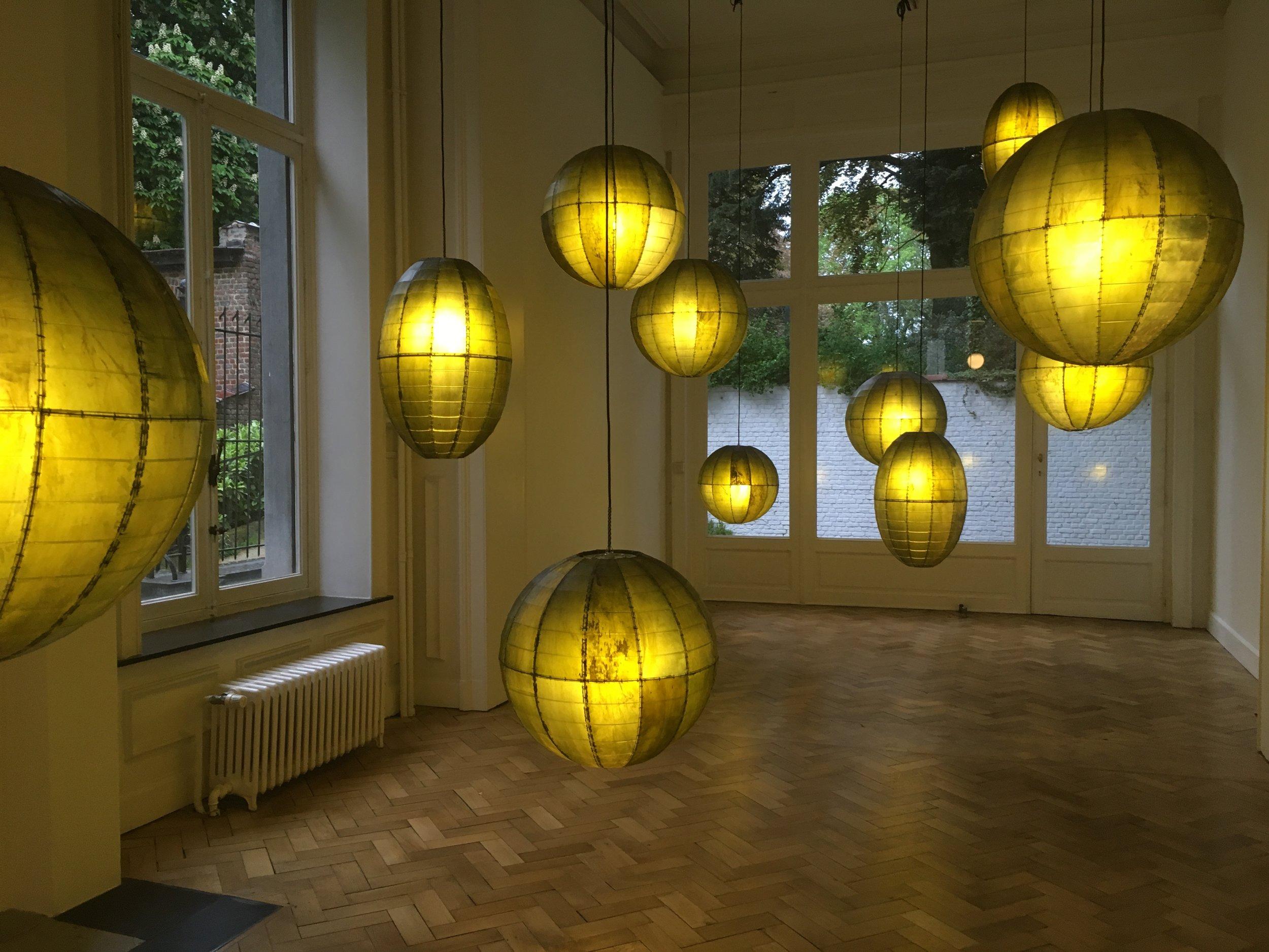 Anicka Yi / Gladstone Gallery