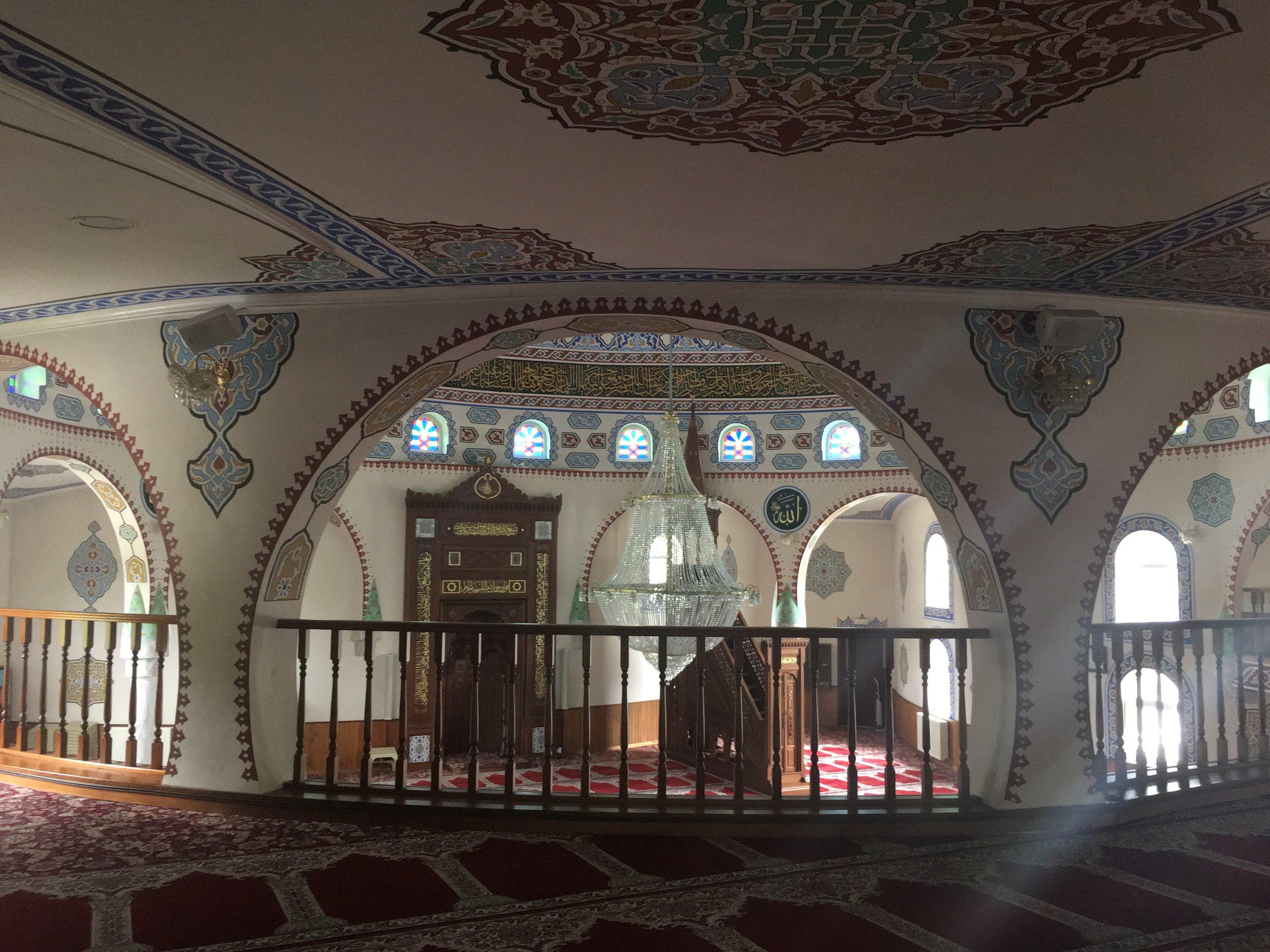 Mosque in Sladderlo