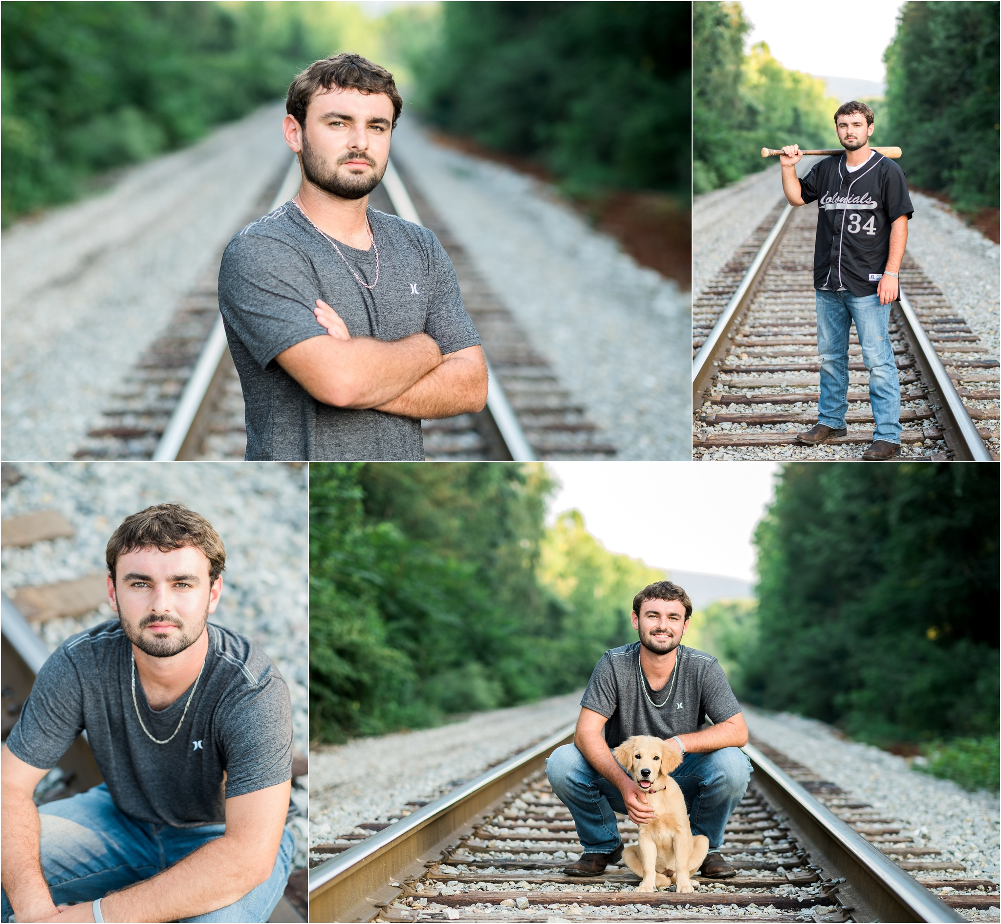 Train Tracks -