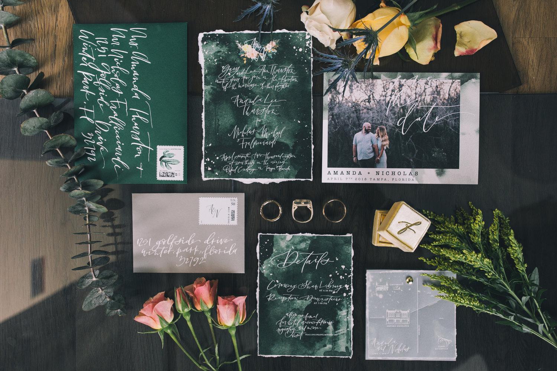 Amanda x Michael Wedding Suite