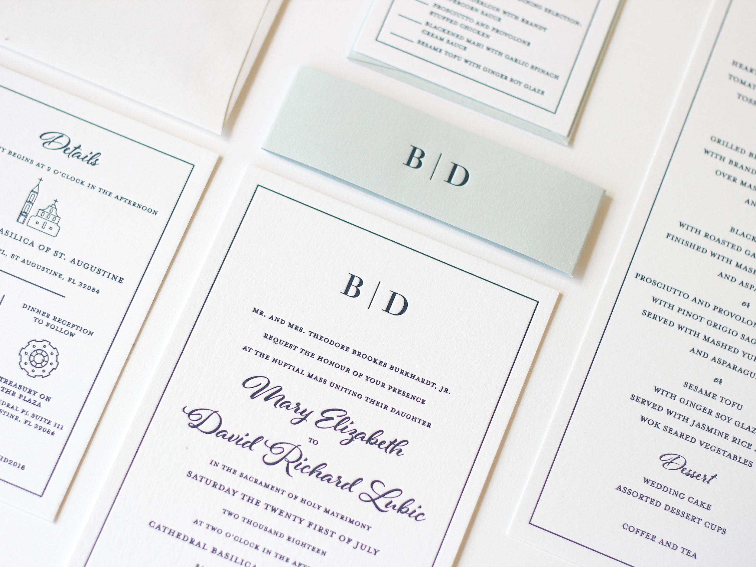 Mary x David Wedding Suite