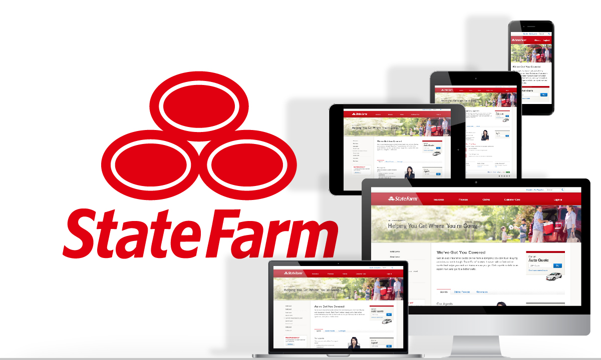 State Farm Digital Visual Template System