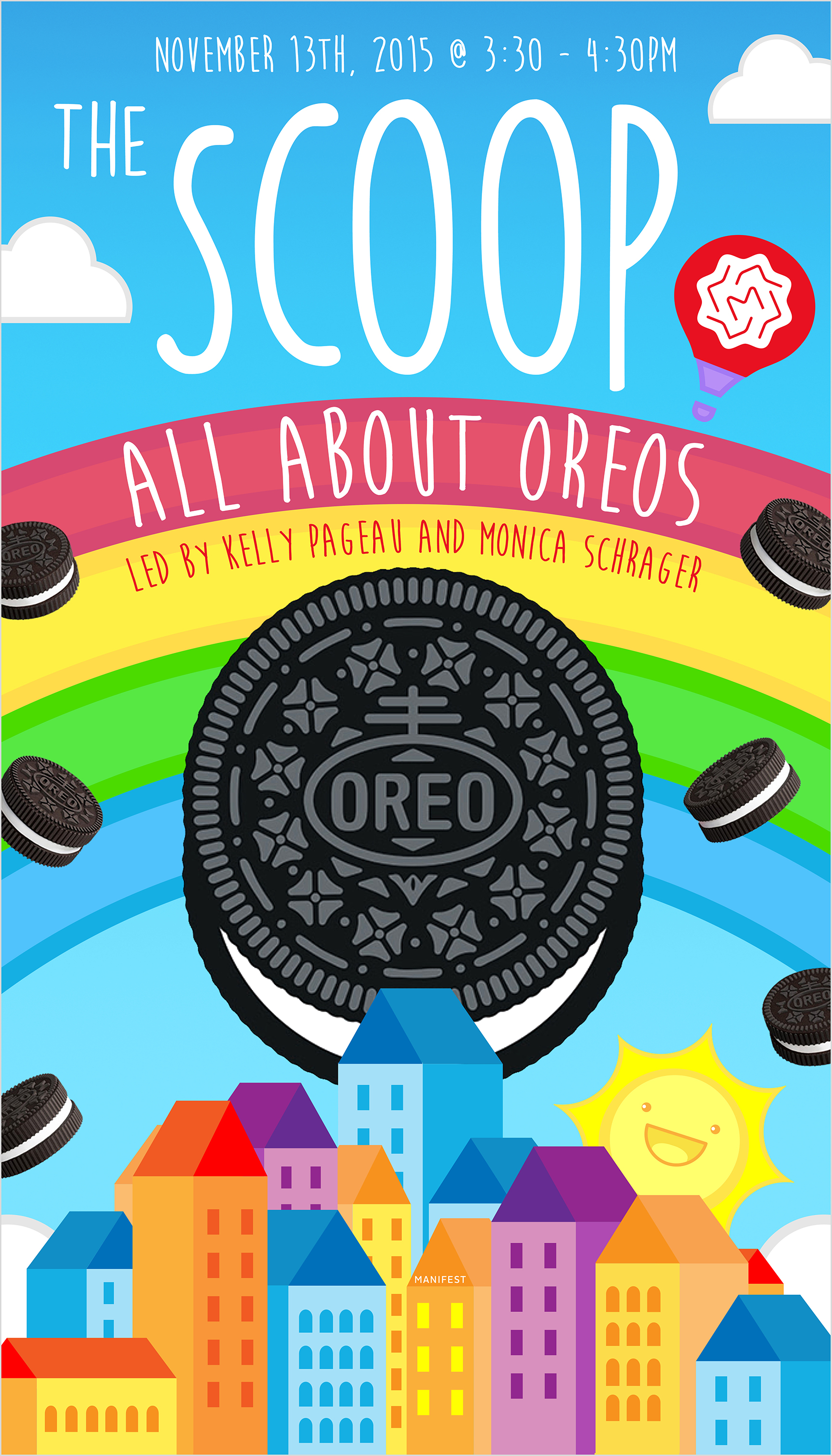 All About Oreos     Poster