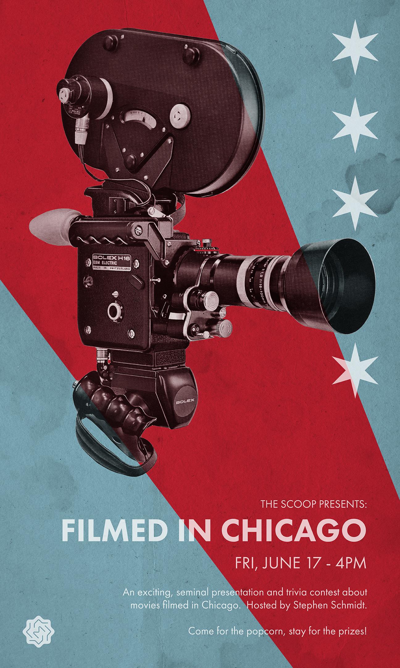 Filmed in Chicago        Poster