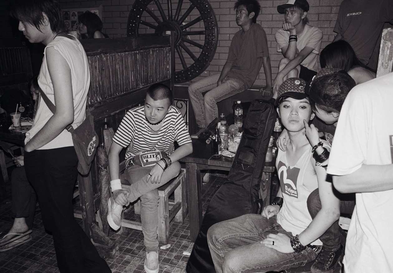 BEIJING PUNKS - Reportage about the vivid punk scene in Beijing.