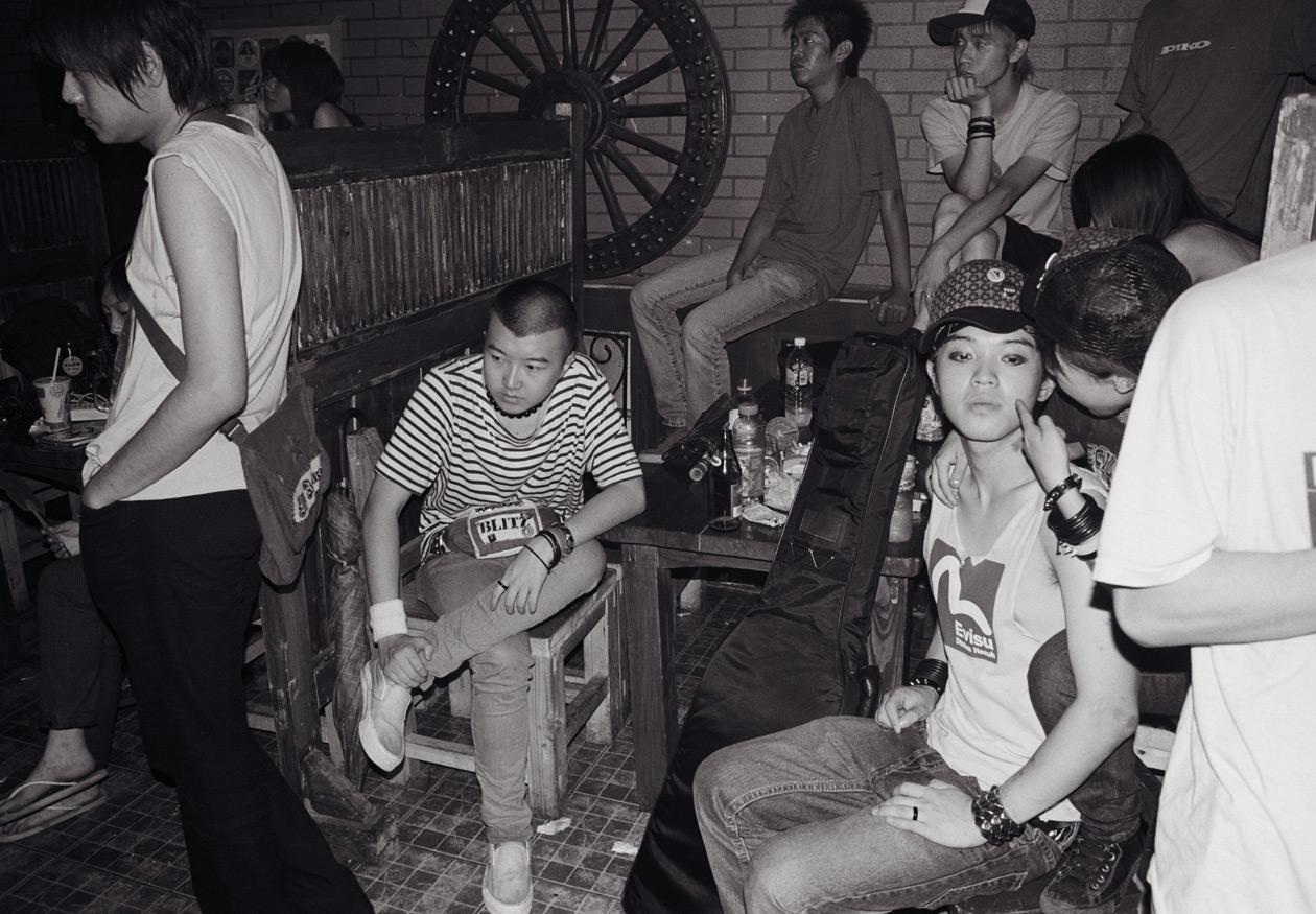 BEIJING PUNKS - Reportage about the vivid punk scene in Beijing.