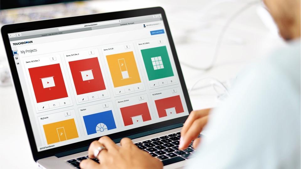 UI Design - Project List