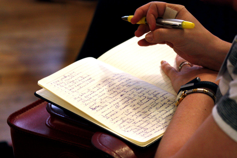 Writers Work