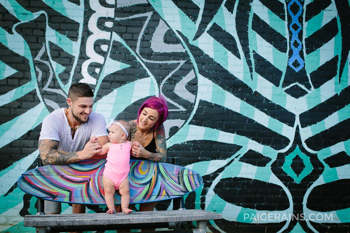 Oklahoma lifestyle and fine art photographer Paige Rains