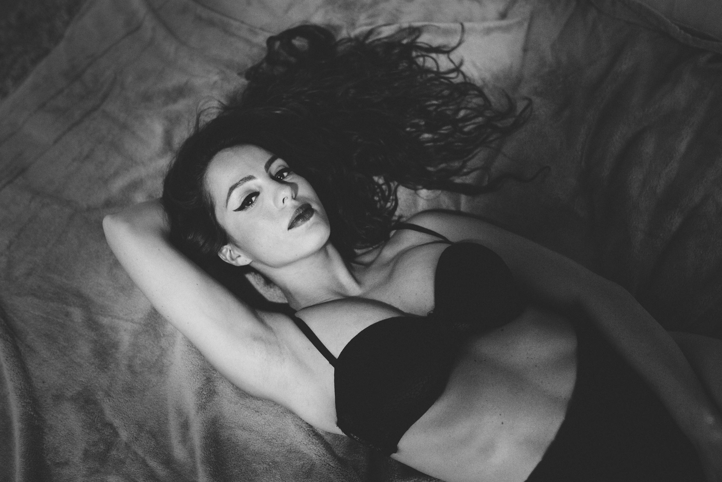 Paige Rains Photography // Oklahoma Boudoir Photographer