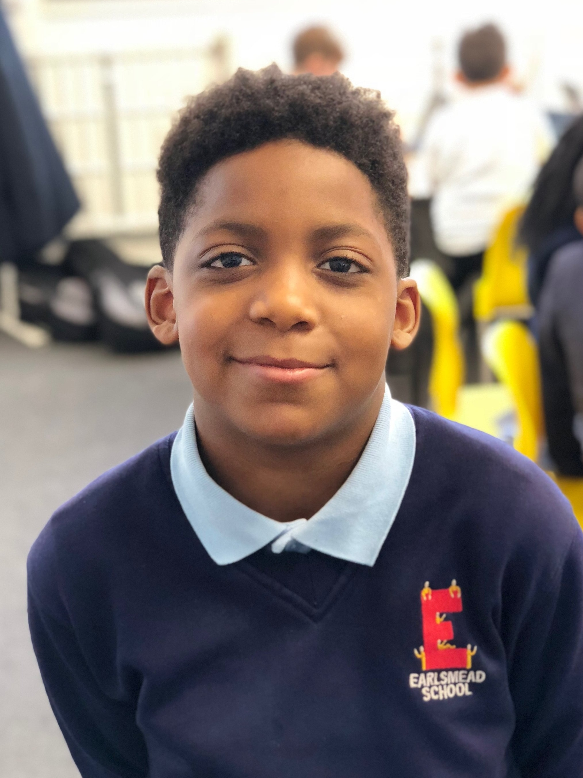 Rashan- Head Boy - Year 3 Pink  I am a Head Boy and I am good at having conversations with different people. I enjoyed talking to the mayor of Haringey. I hope that as a Head Boy I will bring some important changes such as more P.E and fitness for the school. I will make sure that I listen to other councillors so that we can make important changes for the school.