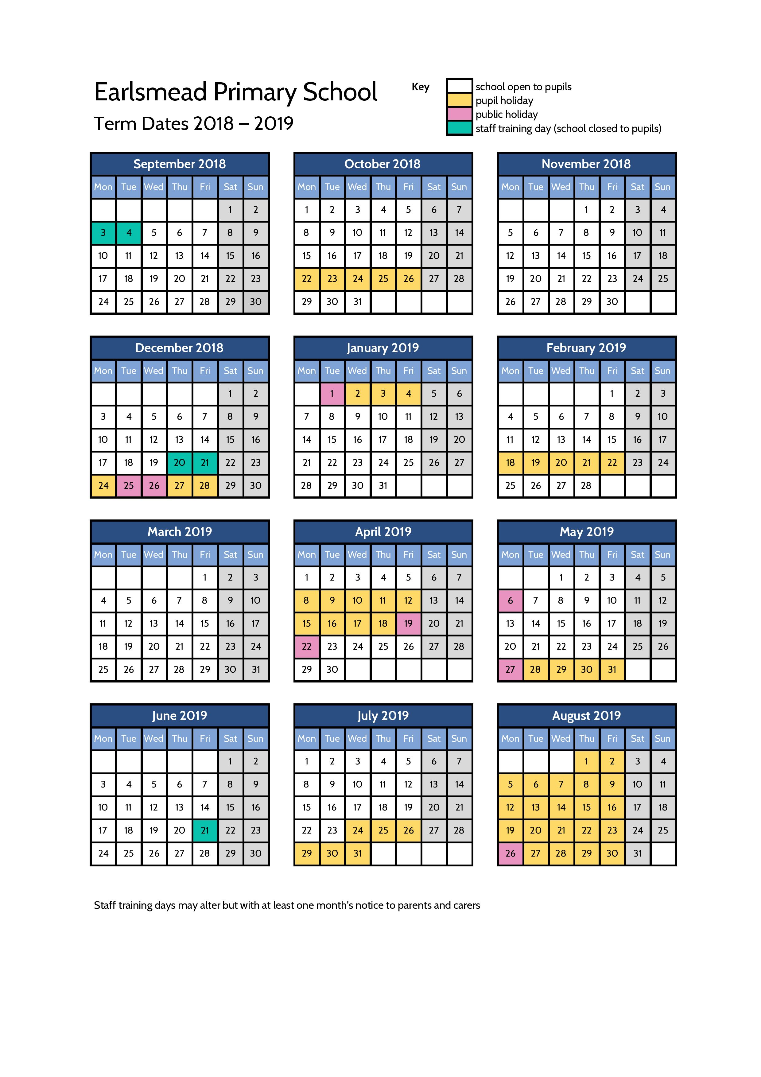 Earlsmead School Term Dates 2018-19 - Term Dates-page-001.jpg