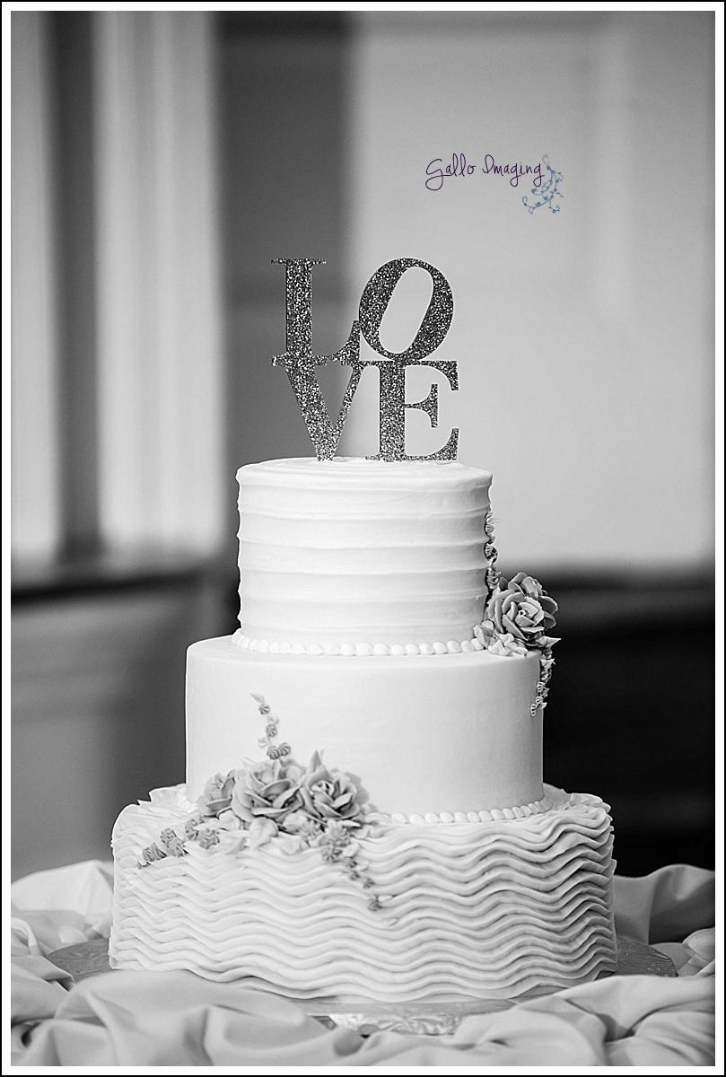 LOVEcaketopperweddingcake