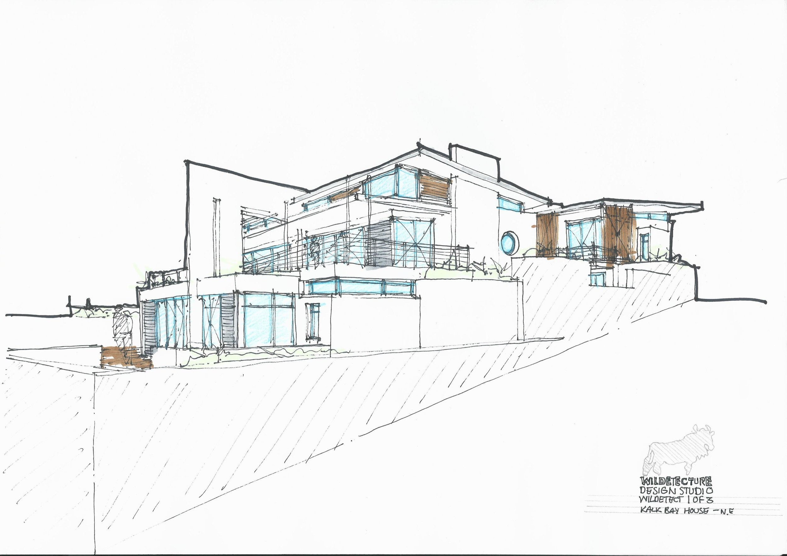 Kalk Bay House by Wildetect 1 of 3