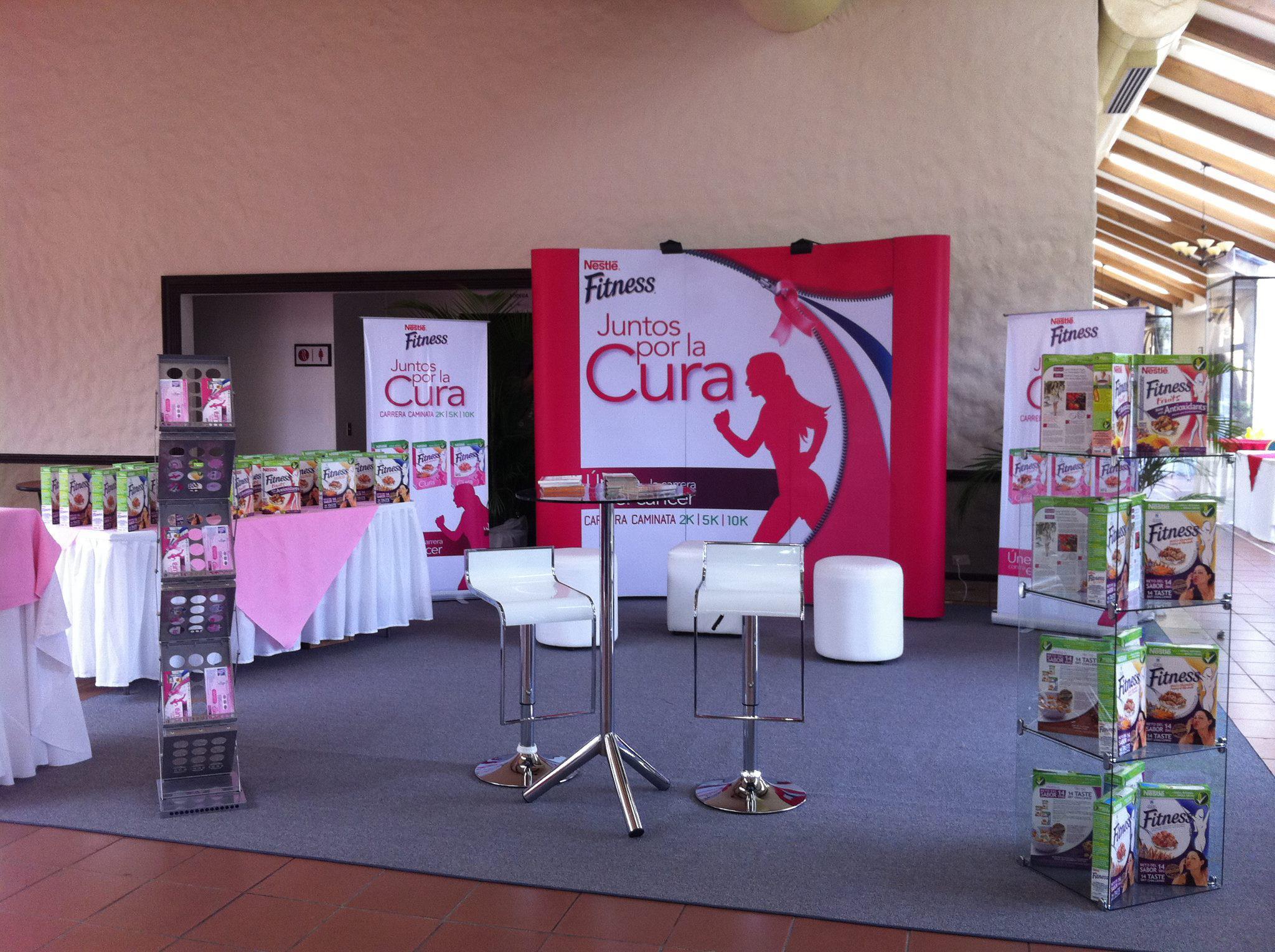 Stands para Ferias en Costa Rica
