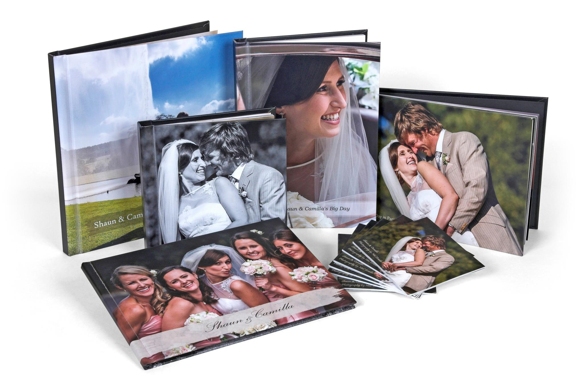 My Albums must be seen to be appreciated, images are beautifully printed onto Fuji Photolustre DP2 professional photographic paper, and presented in either faux leather or real leather covers and presentation box's, visually stunning they never disappoint.