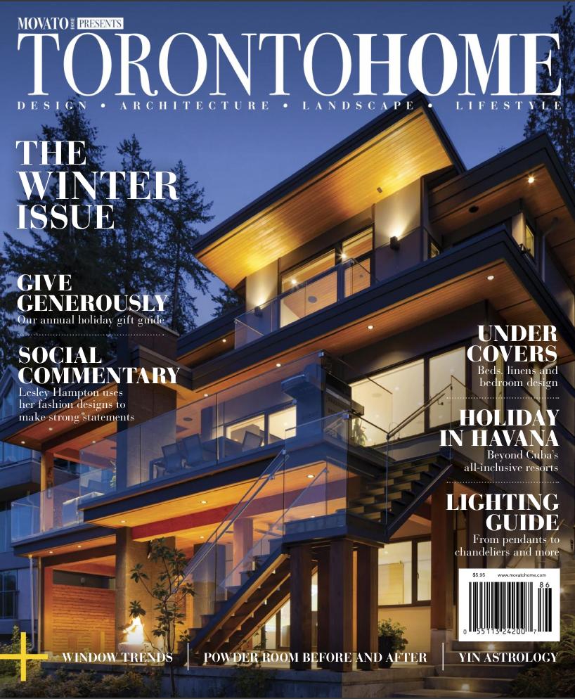 Toronto Home Lesley Hampton