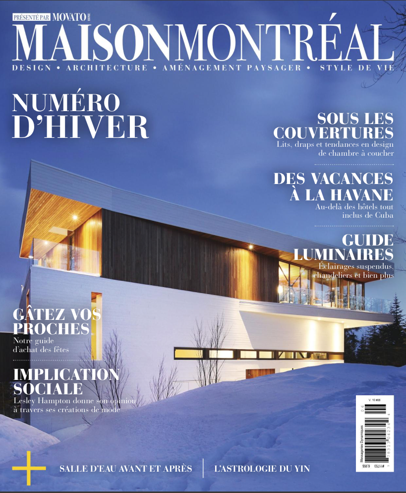 Copy of Maison Montreal Lesley Hampton