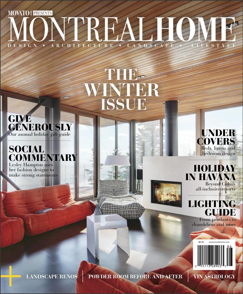 Montreal Home Lesley Hampton