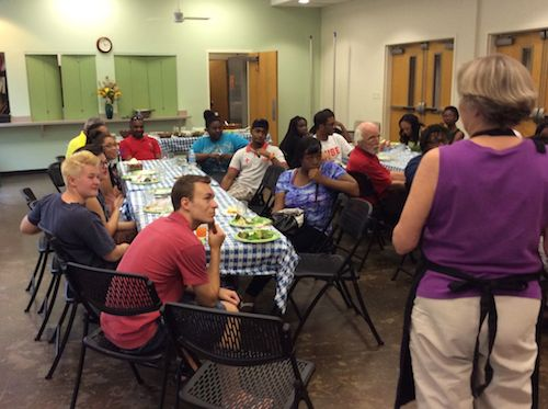Knoxville Visits: Tennessee Valley Unitarian Church