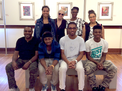 Charlottsville Visits: African American Heritage Center (Jefferson School)