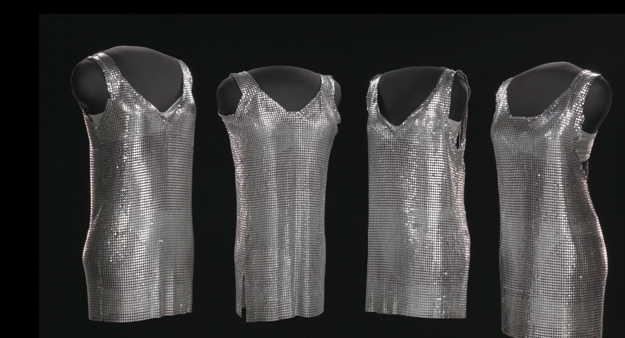These beautiful dresses were worn by En Vogue for the My Love You're Never Gonna Get It video.