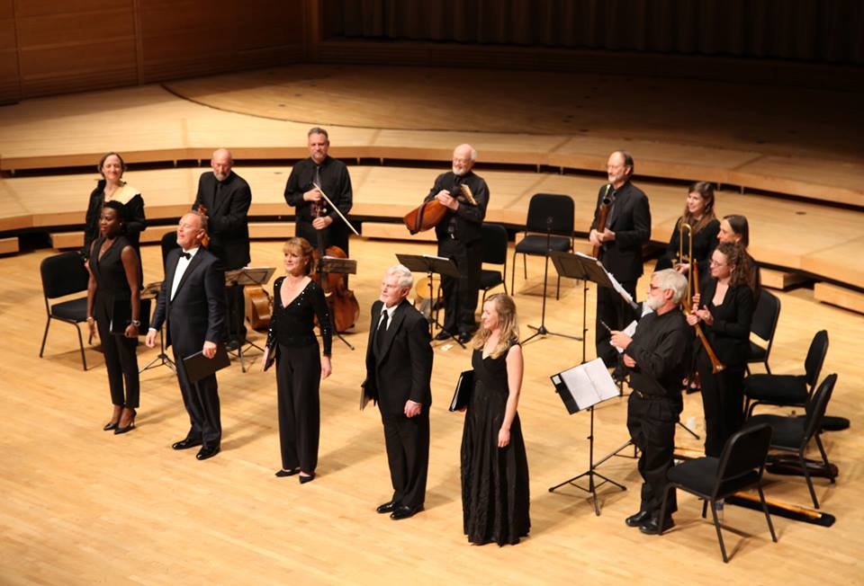 The Merchant of Venice - Strathmore Hall.  With Samantha Bond, Derek Jacobi, and Piffaro: The Renaissance Band.