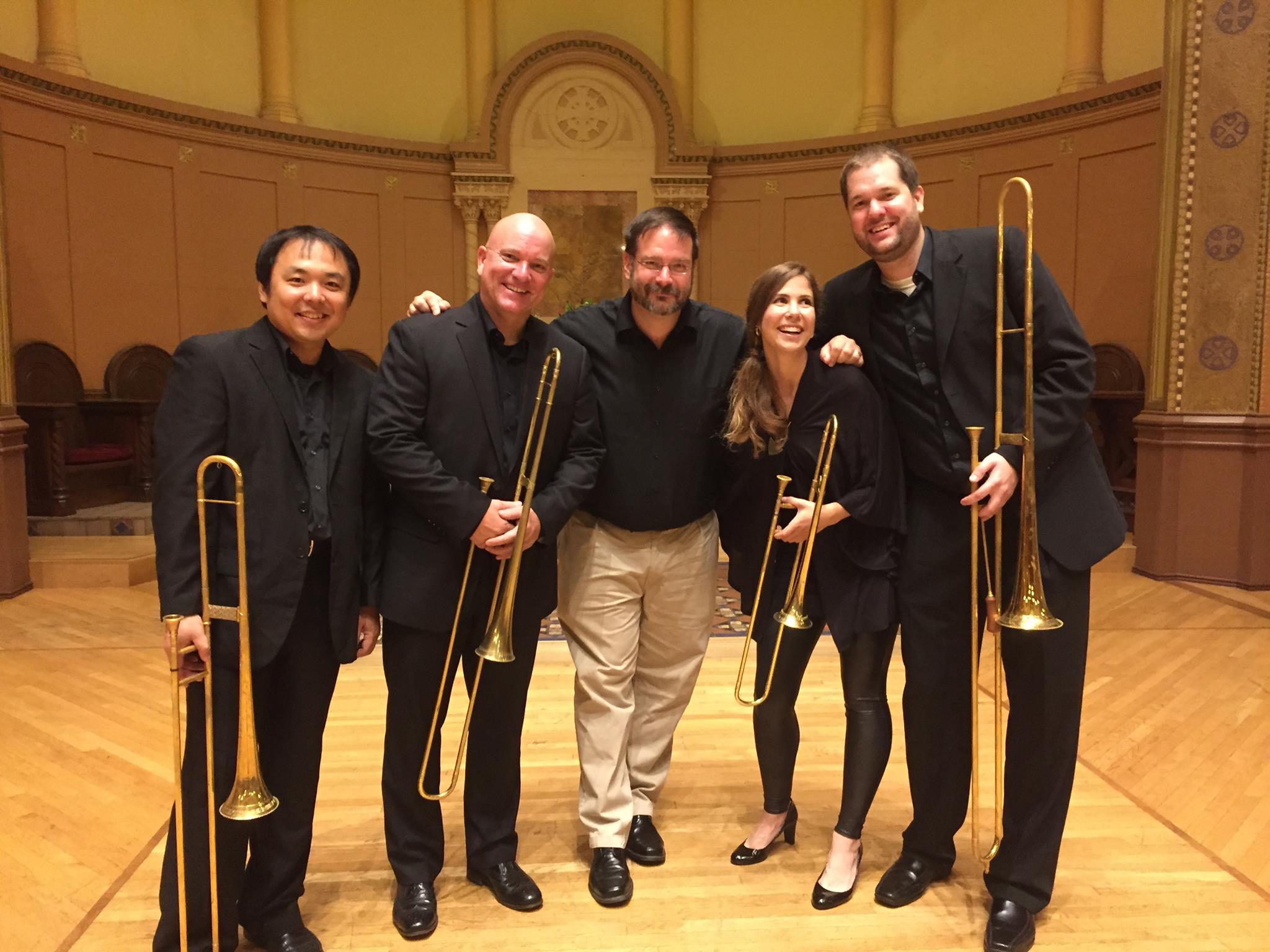 Recital: Colla Parte performs German Baroque music.  With professor Greg Ingles.