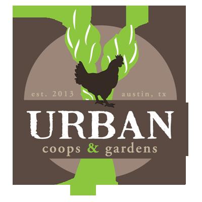 Logo Design for Urban Coops & Gardens