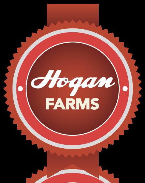 Logo design for Hogan Farms