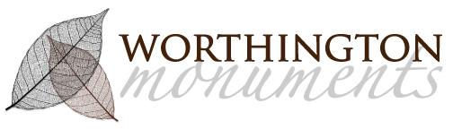 Logo design for Worthington Monuments