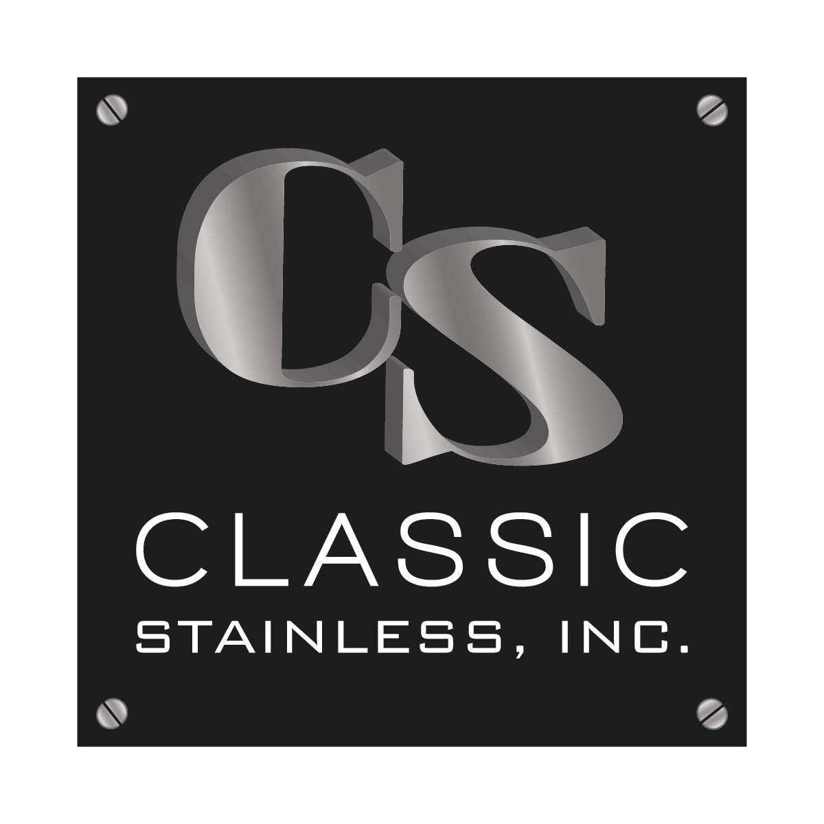 Logo design for Classic Stainless, Inc.